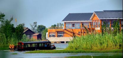 游苏州太湖湿地公园_游船_苏州太湖国家湿地公园